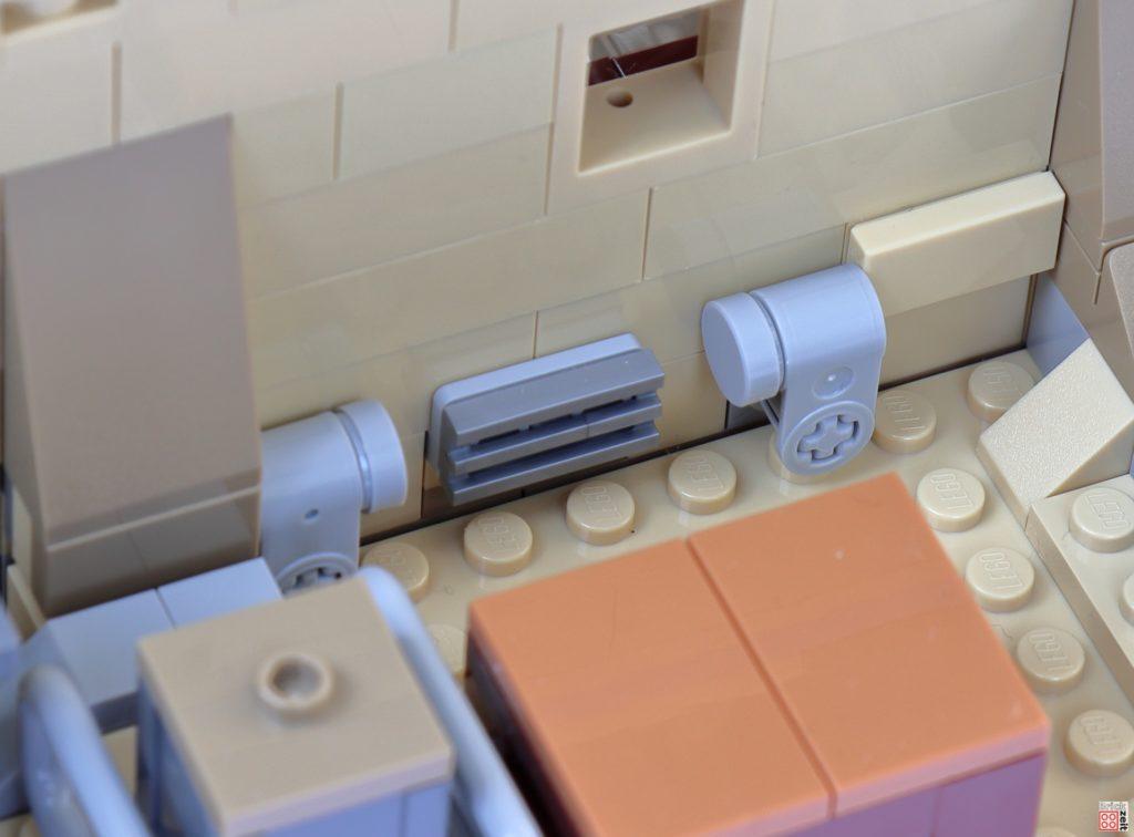 LEGO Star Wars 75290 - Hebel für die Sitze | ©Brickzeit