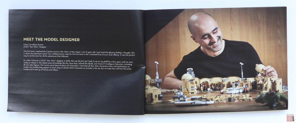 LEGO Star Wars 75290 - Anleitung, Seite 2 | ©Brickzeit