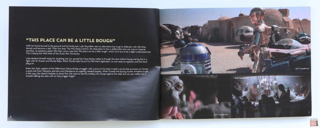 LEGO Star Wars 75290 - Anleitung, Seite 3 | ©Brickzeit