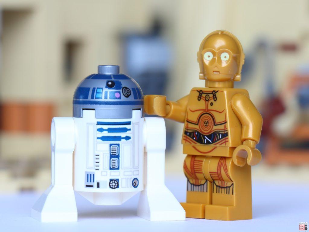 LEGO Star Wars 75290 - R2-D2 und C-3PO | ©Brickzeit
