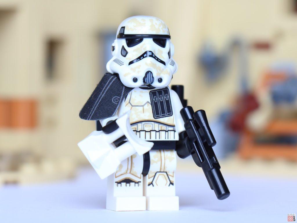 LEGO Star Wars 75290 - Sandtrooper | ©Brickzeit