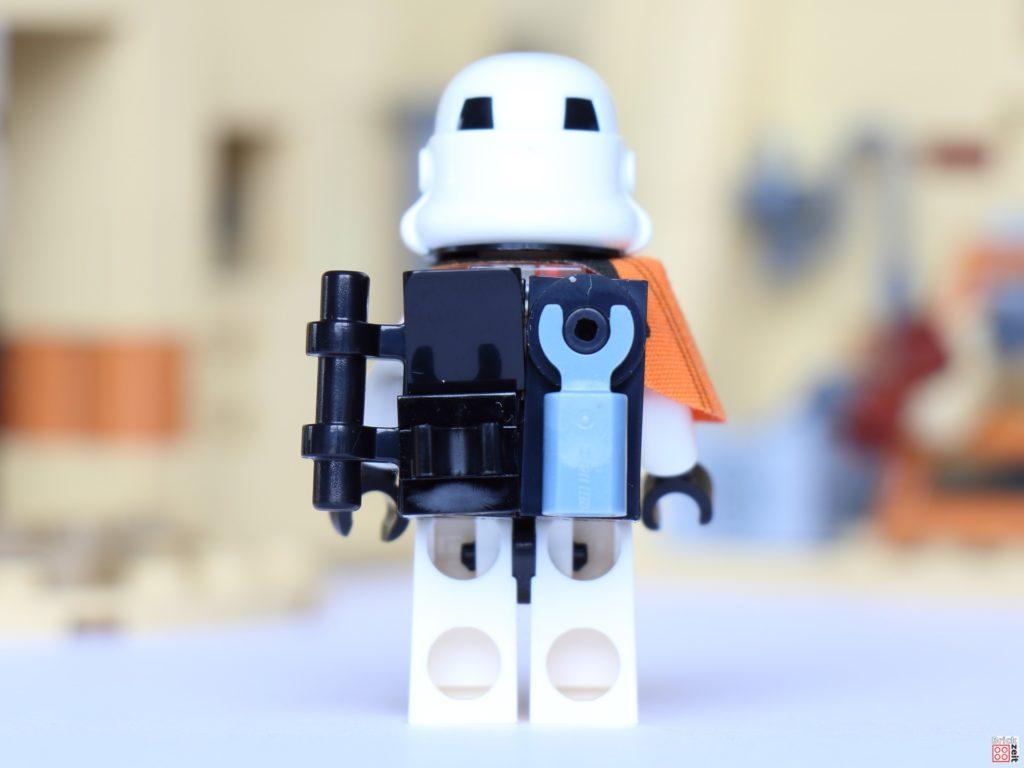 LEGO Star Wars 75290 - Sandtrooper Squad Leader | ©Brickzeit