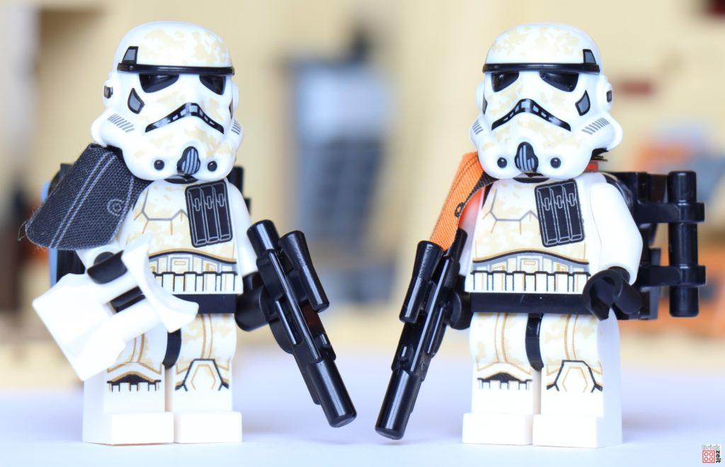 LEGO Star Wars 75290 - Die imperialen Sandtrooper | ©Brickzeit