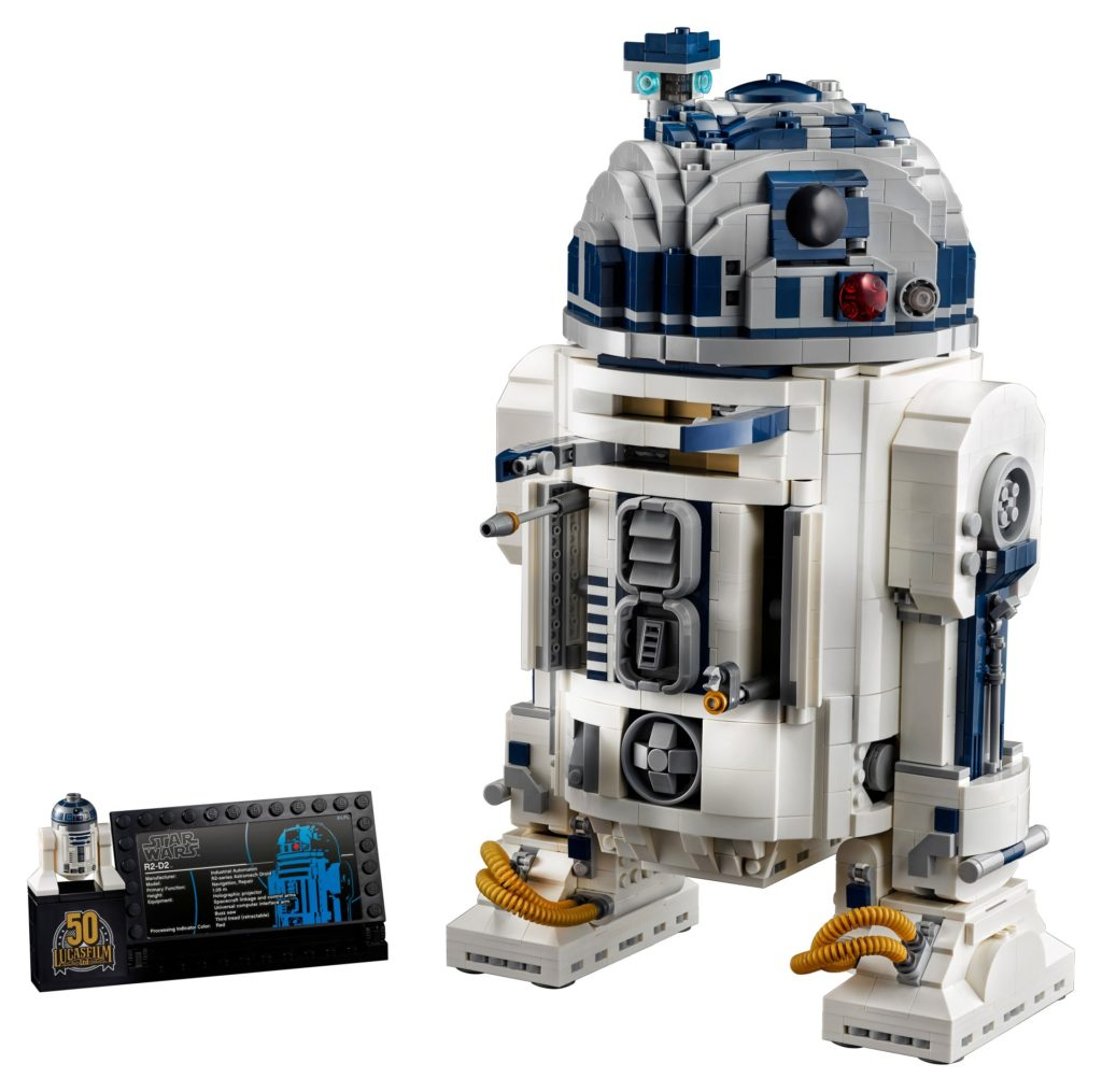 LEGO Star Wars 75308 R2-D2 | ©LEGO Gruppe