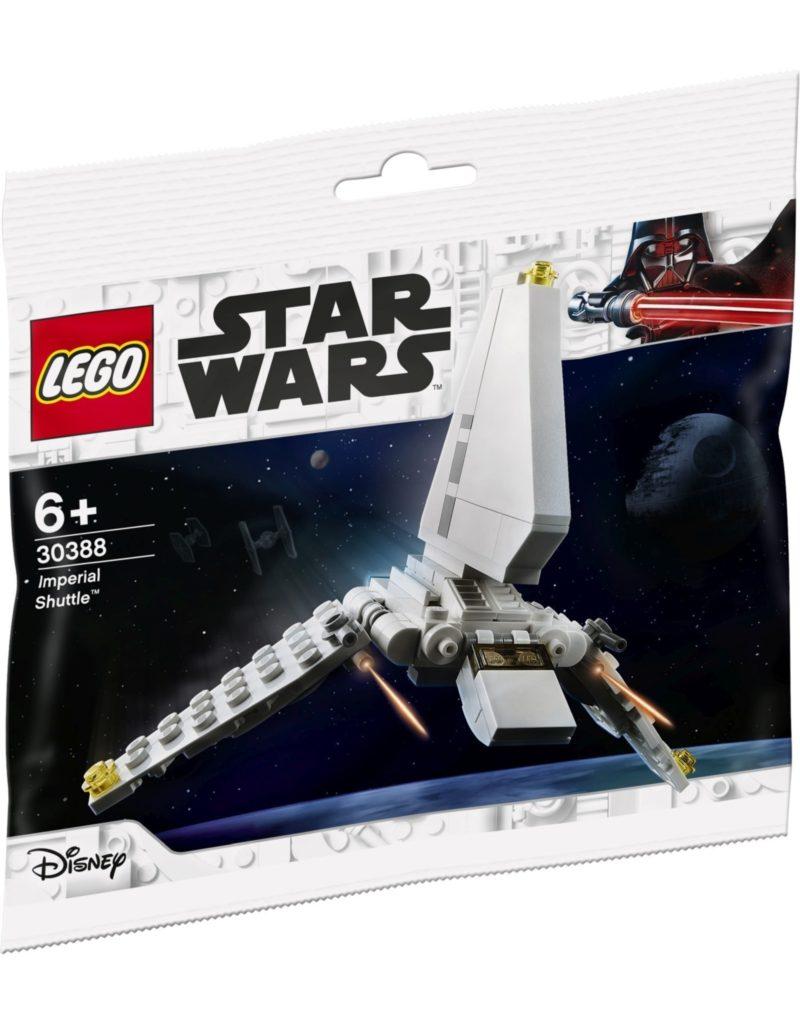 LEGO Star Wars 30388 Imperial Shuttle | ©LEGO Gruppe