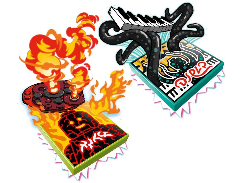 LEGO VIDIYO 43109 Metal Dragon BeatBox | ©LEGO Gruppe