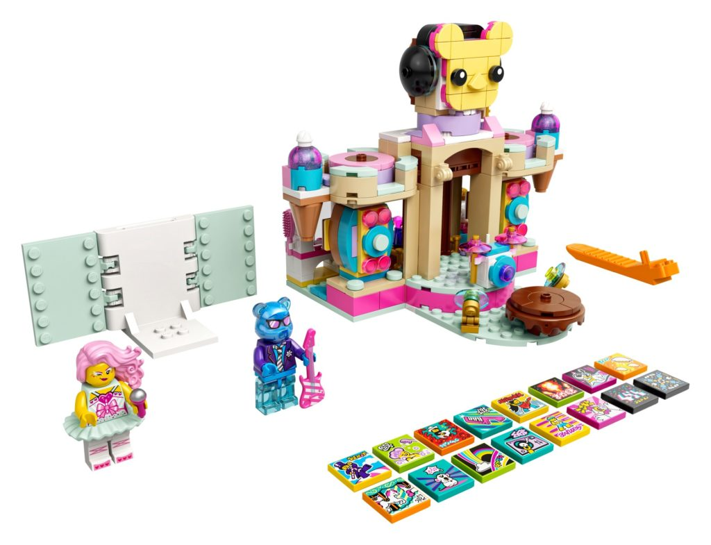 LEGO VIDIYO 43111 Candy Castle Stage | ©LEGO Gruppe