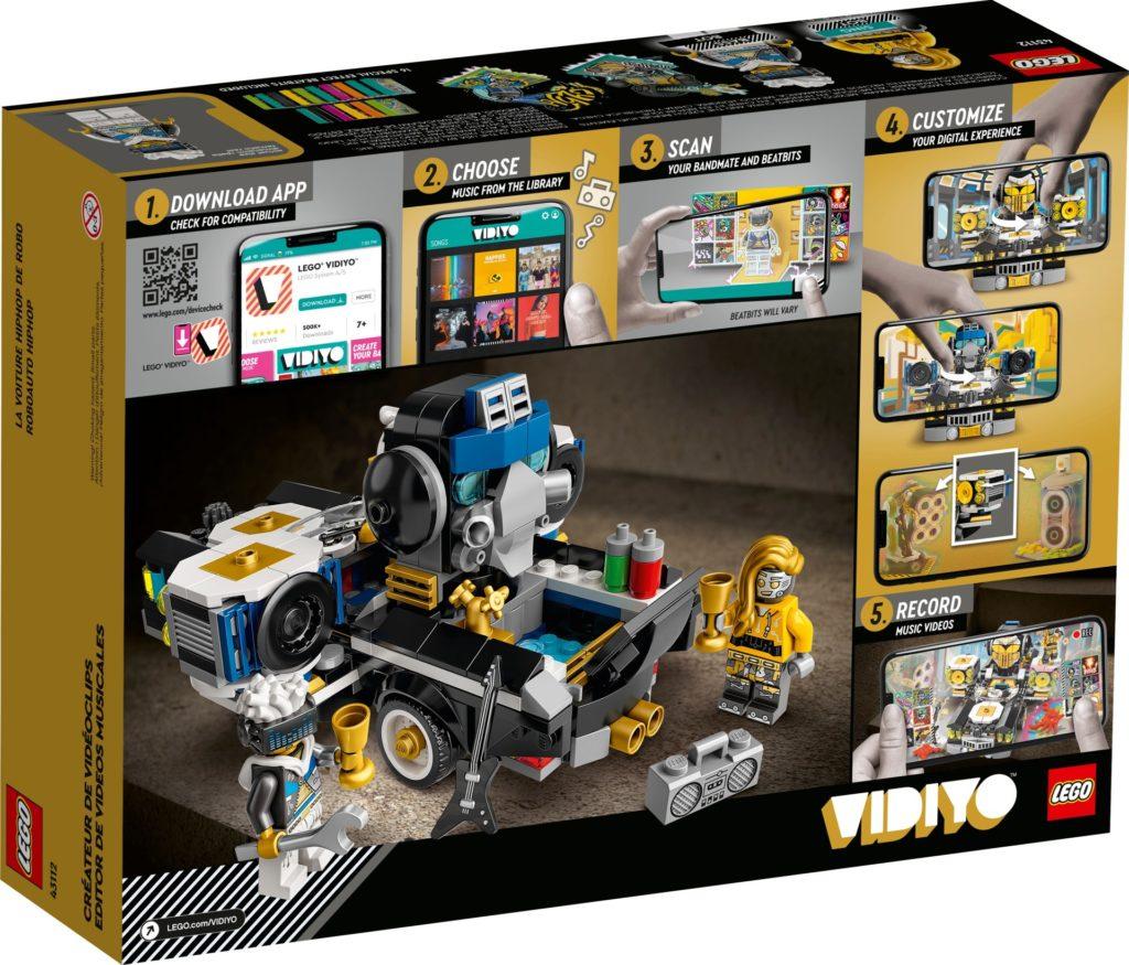 LEGO VIDIYO 43112 Robo HipHop Car | ©LEGO Gruppe
