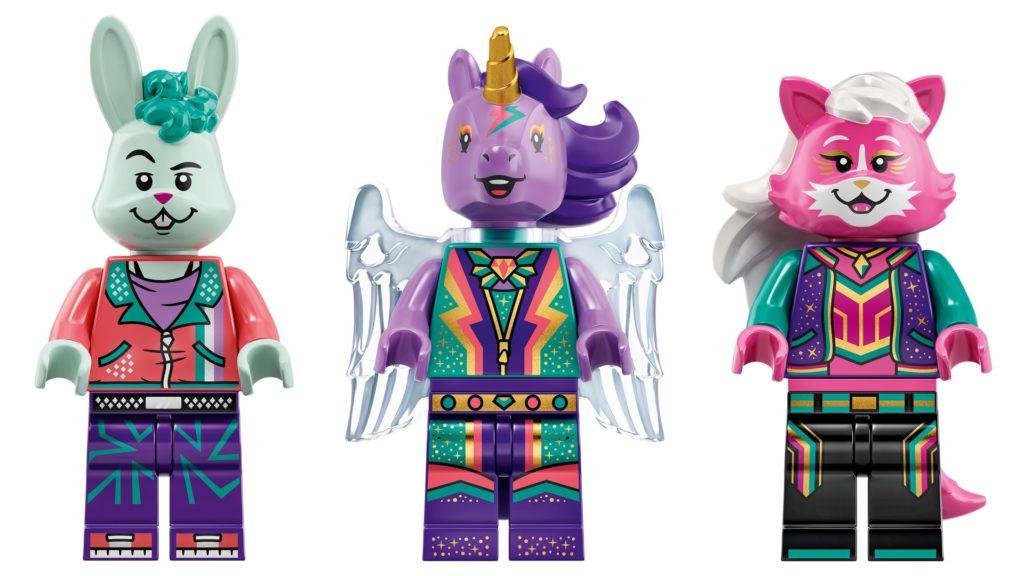 LEGO VIDIYO 43113 K-Pawp Concert | ©LEGO Gruppe