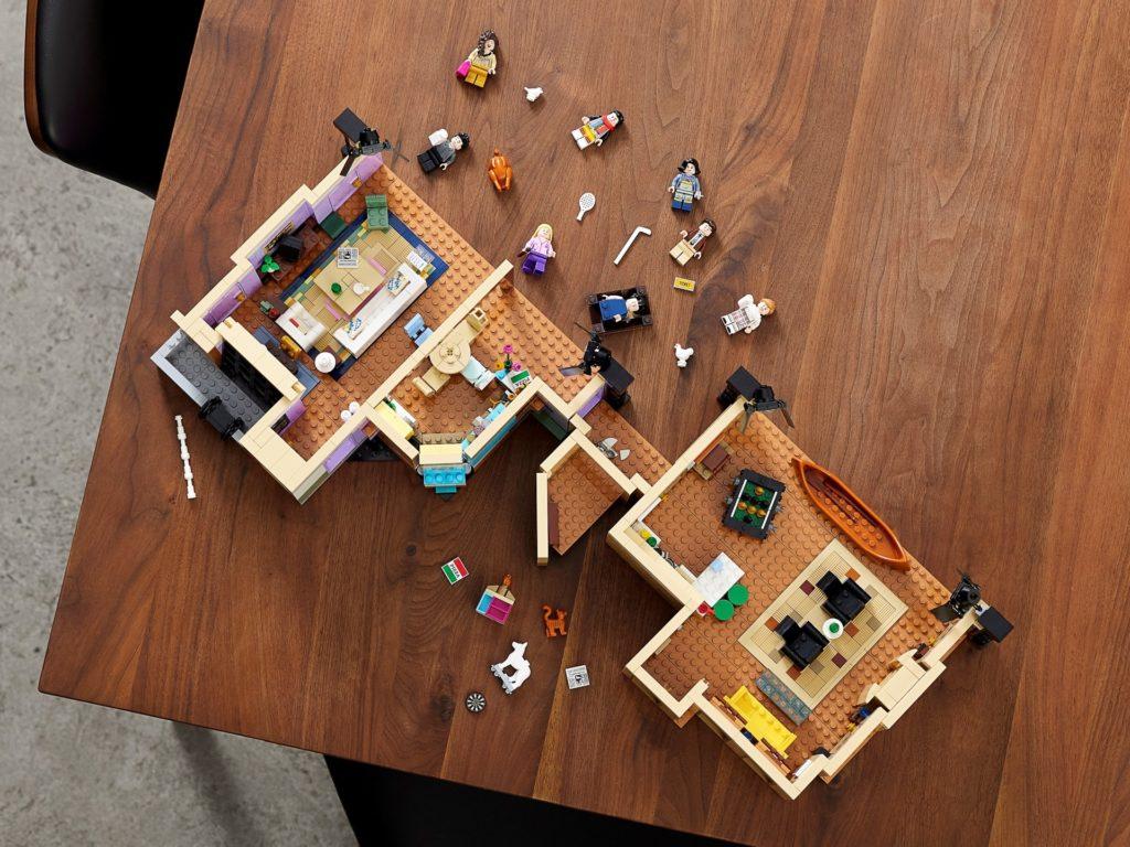 LEGO 10292 Friends Apartments | ©LEGO Gruppe