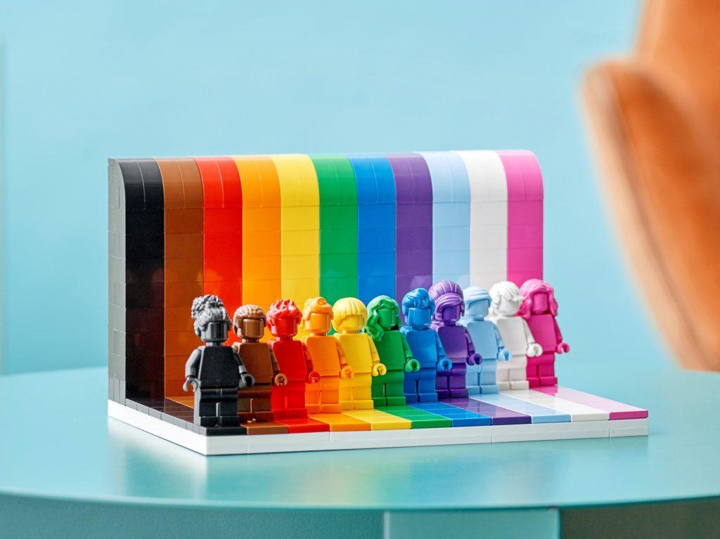 LEGO 40516 Everyone is awesome   ©LEGO Gruppe