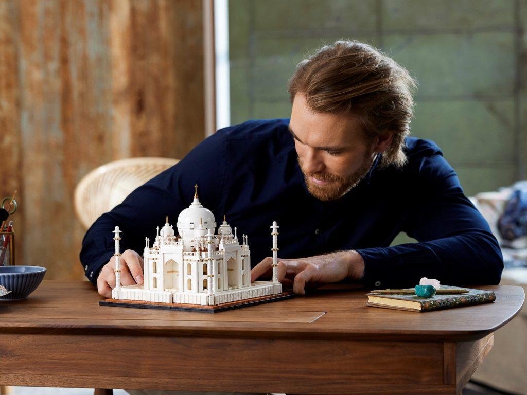 LEGO Architecture 21056 Taj Mahal   ©LEGO Gruppe