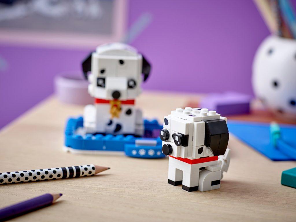 LEGO Brickheadz 40479 Dalmatiner | ©LEGO Gruppe