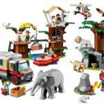 LEGO City 60307 Tierrettungscamp   ©LEGO Gruppe