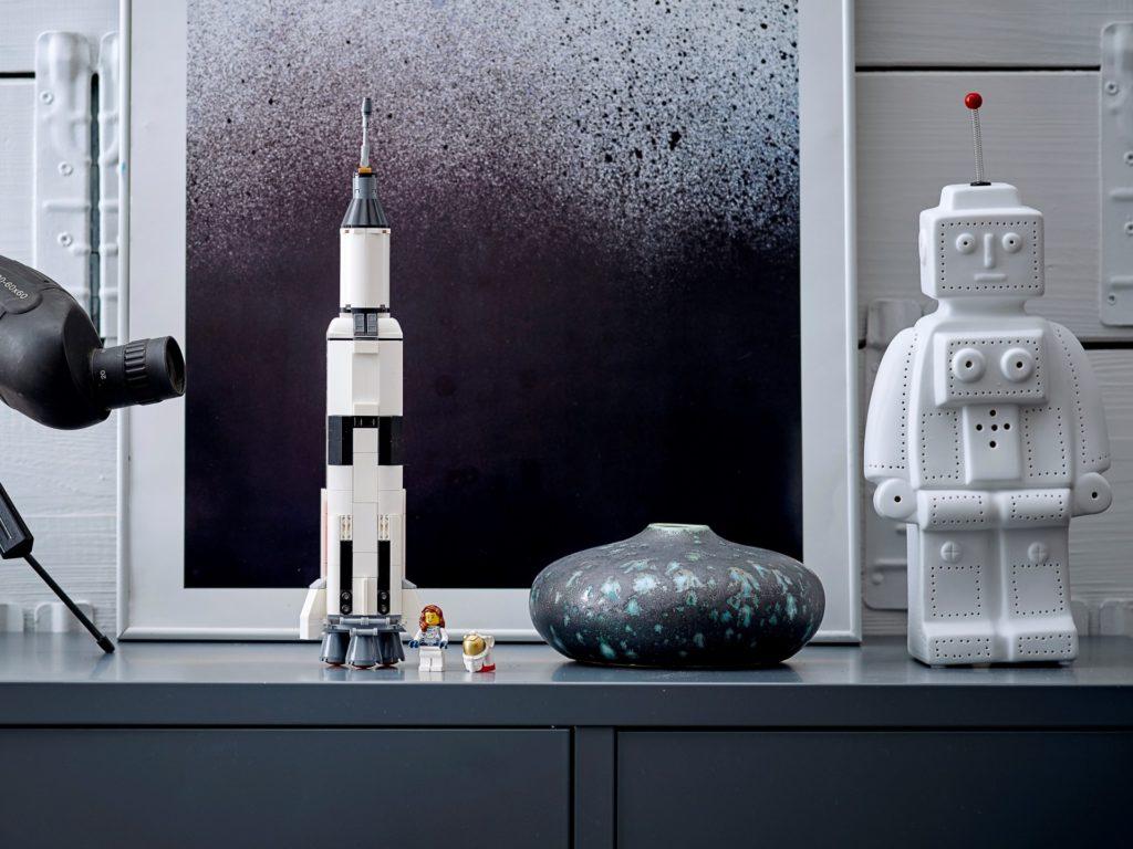 LEGO Creator 3-in-1 31117 Spaceshuttle-Abenteuer | ©LEGO Gruppe
