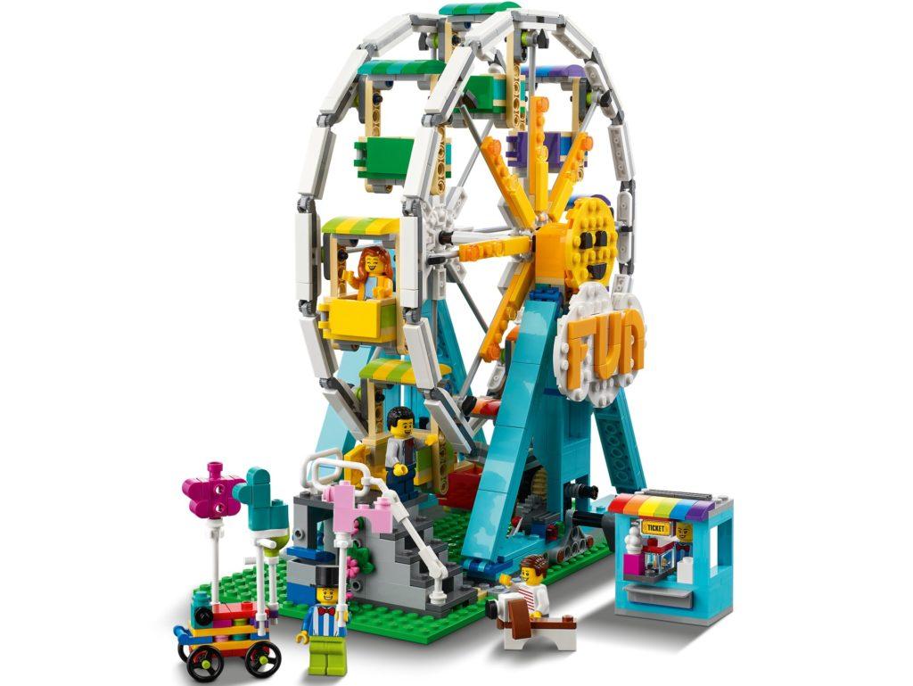 LEGO Creator 3-in-1 31119 Riesenrad | ©LEGO Gruppe