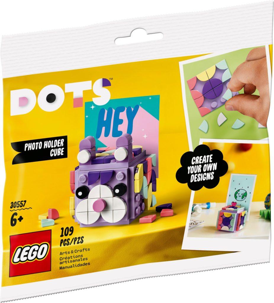 LEGO DOTS 30557 Fotowürfel Hase | ©LEGO Gruppe