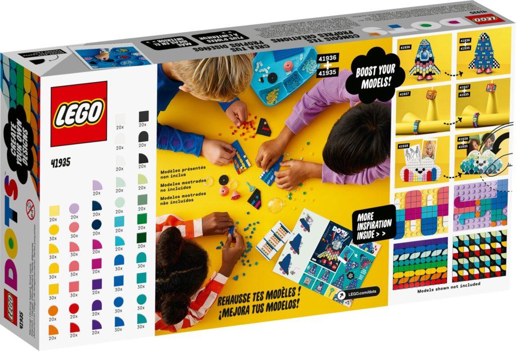 LEGO DOTS 41935 Ergänzungsset XXL | ©LEGO Gruppe