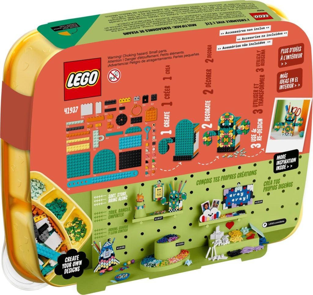 LEGO DOTS 41937 Kreativset Sommerspaß | ©LEGO Gruppe