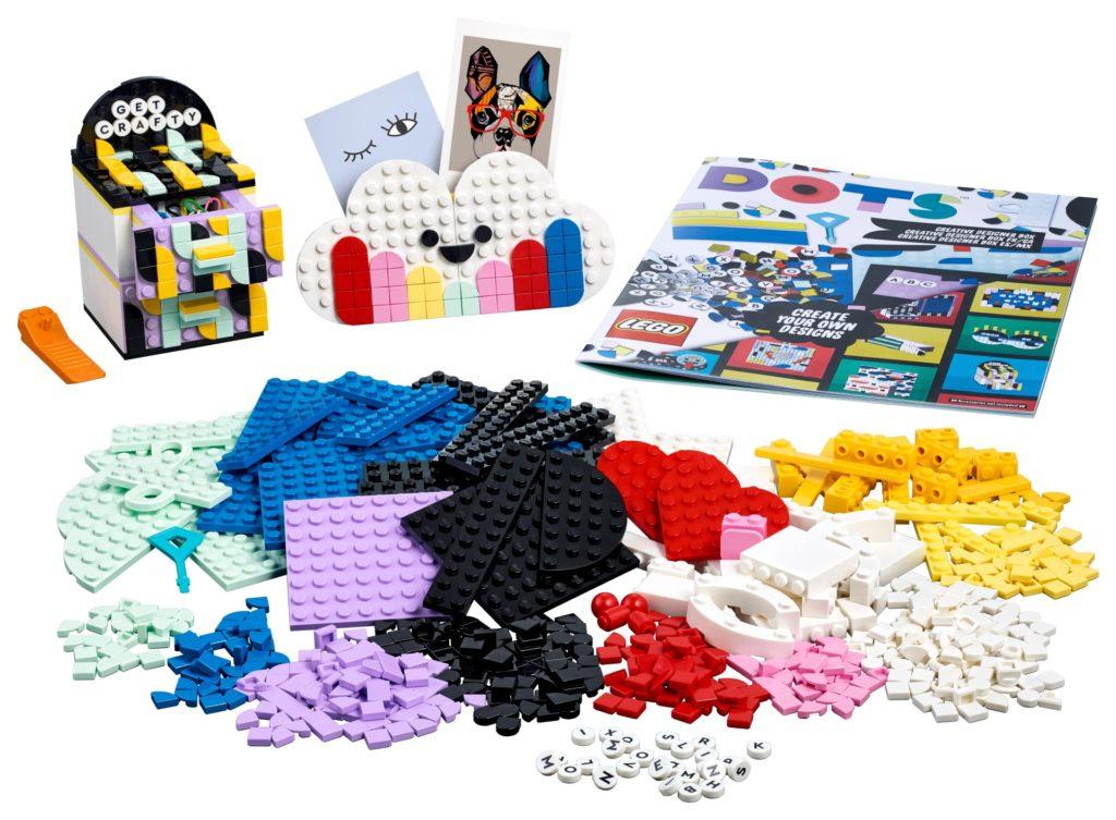 LEGO DOTS 41938 Ultimatives Designer-Set | ©LEGO Gruppe