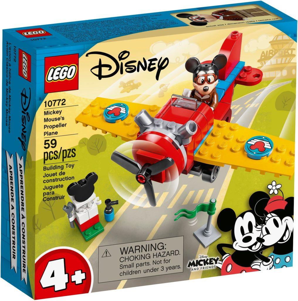 LEGO DUPLO 10772 Mickys Propellerflugzeug | ©LEGO Gruppe