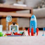 LEGO DUPLO 10774 Mickys und Minnies Weltraumrakete   ©LEGO Gruppe