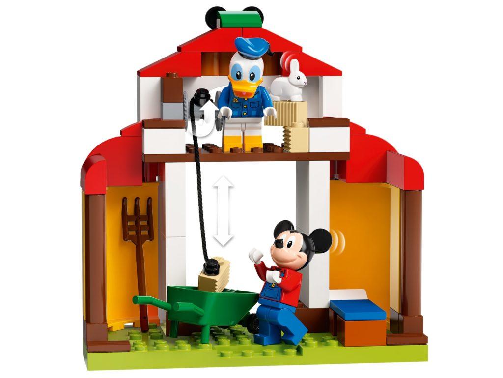 LEGO DUPLO 10775 Mickys und Donald Duck's Farm | ©LEGO Gruppe