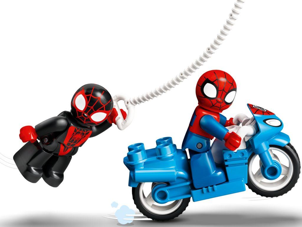 LEGO DUPLO 10940 Spider-Mans Hauptquartier | ©LEGO Gruppe