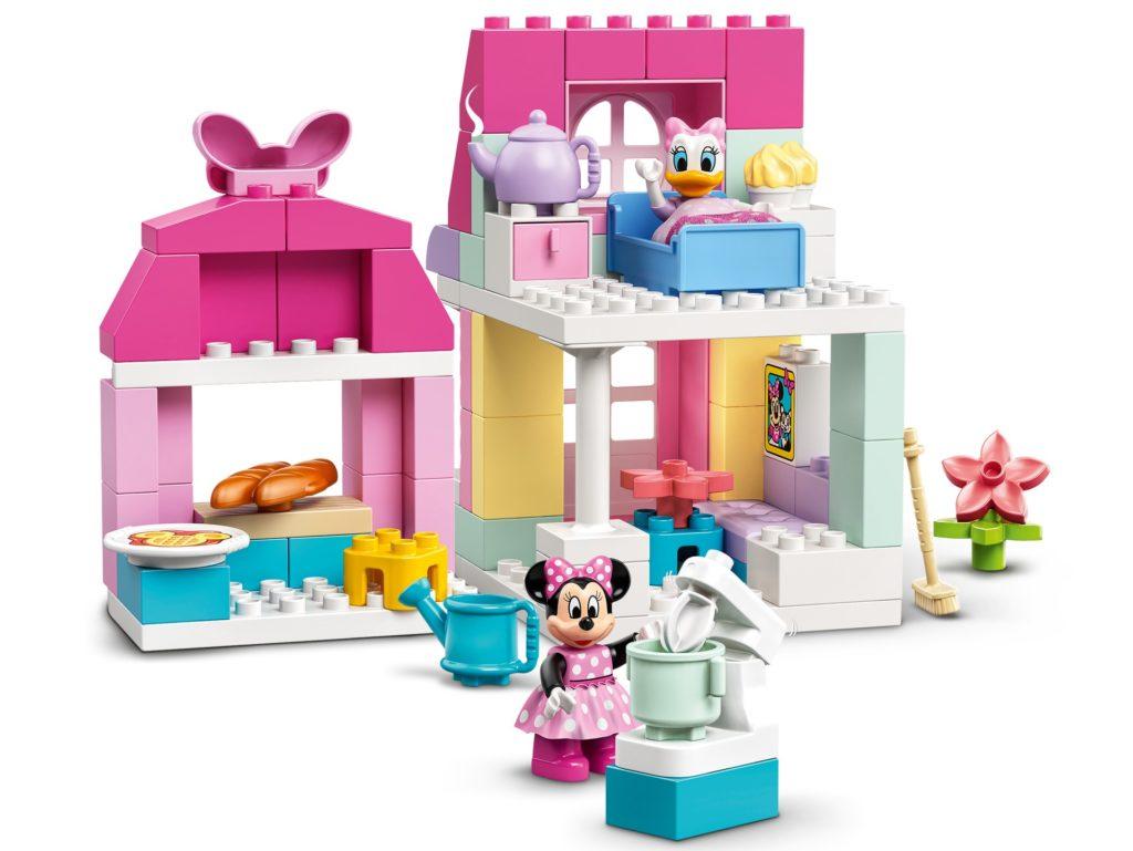 LEGO DUPLO 10942 Minnies Haus mit Café | ©LEGO Gruppe