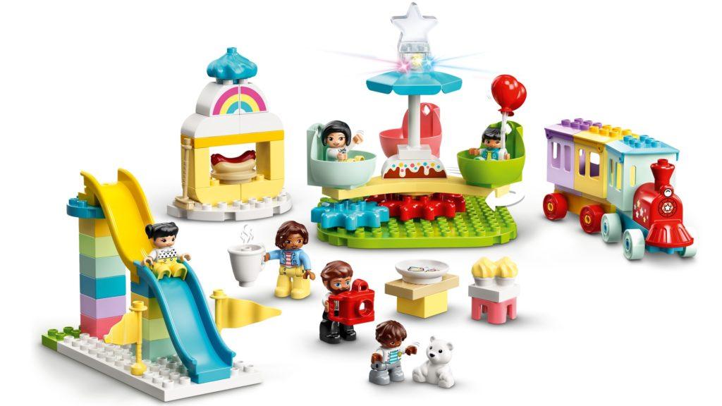 LEGO DUPLO 10956 Erlebnispark | ©LEGO Gruppe
