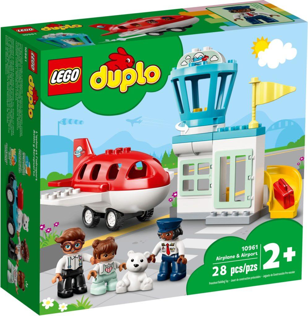 LEGO DUPLO 10961 Flugzeug und Flughafen | ©LEGO Gruppe