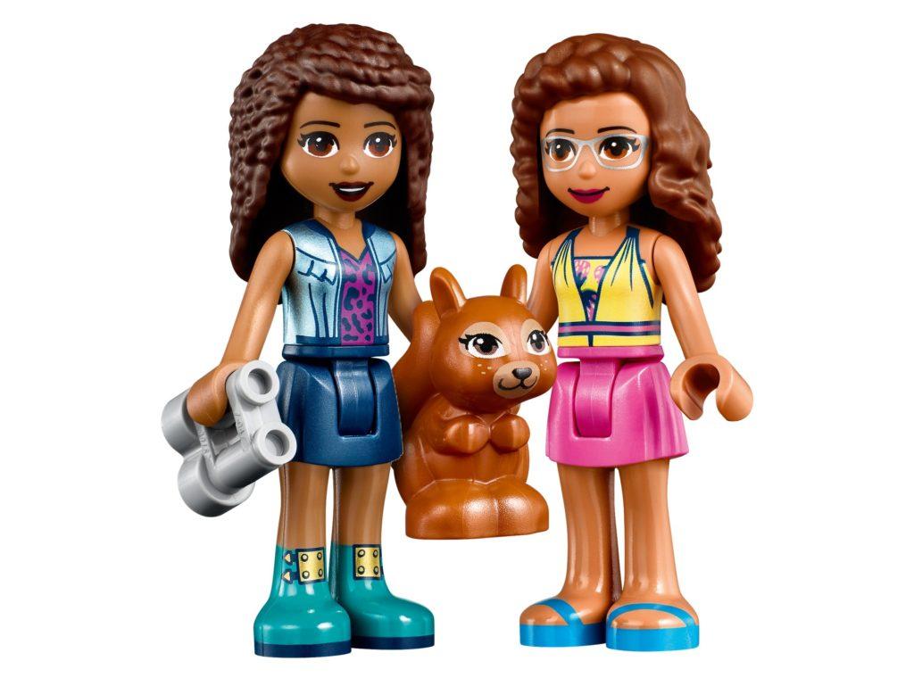 LEGO Friends 41677 Wasserfall im Wald | ©LEGO Gruppe