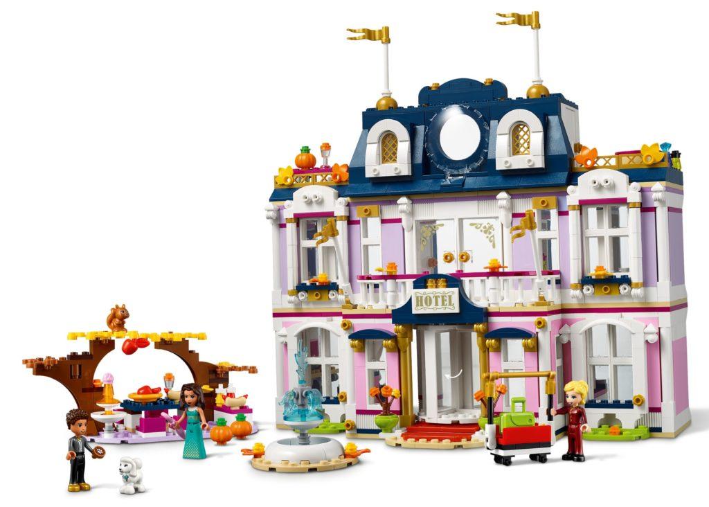 LEGO Friends 41684 Heartlake City Hotel | ©LEGO Gruppe