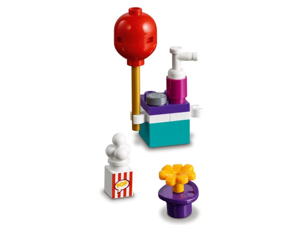 LEGO Friends 41685 Magische Jahrmarktachterbahn | ©LEGO Gruppe