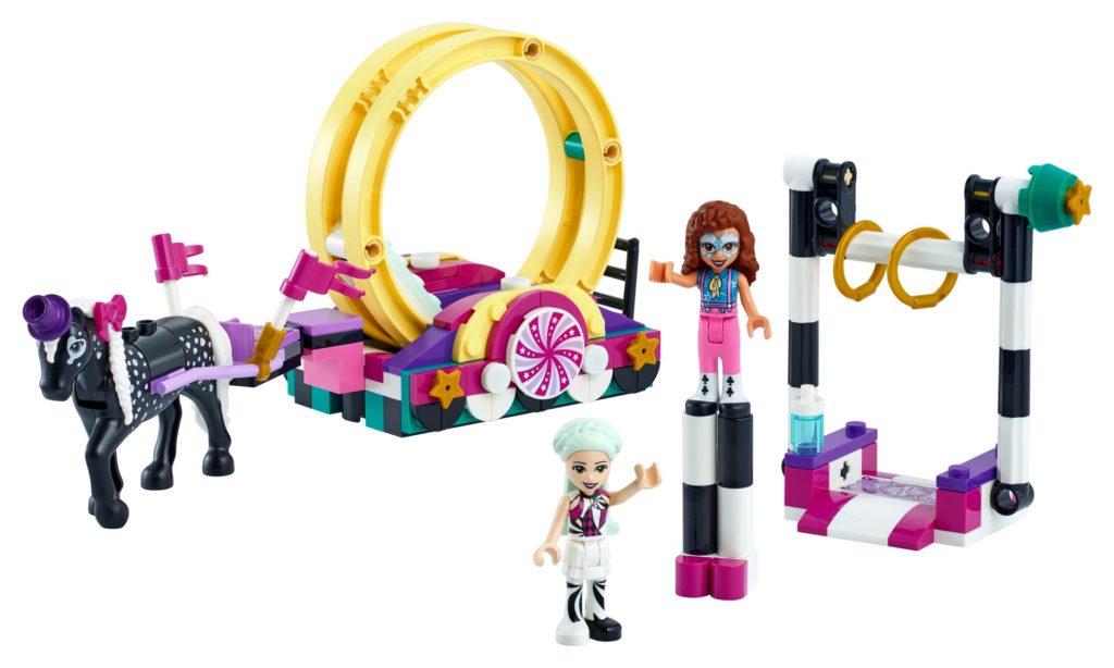 LEGO Friends 41686 Magische Akrobatikshow | ©LEGO Gruppe