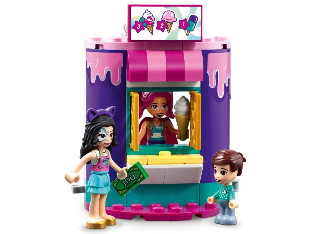 LEGO Friends 41687 Magische Jahrmarktbuden | ©LEGO Gruppe