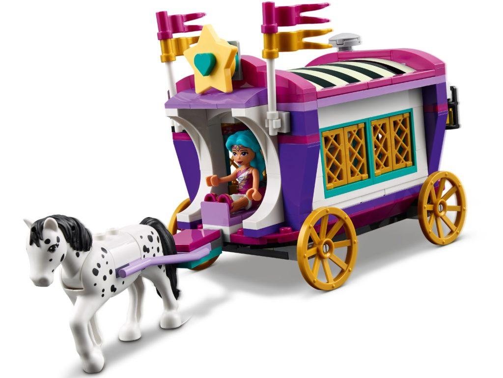 LEGO Friends 41688 Magischer Wohnwagen | ©LEGO Gruppe