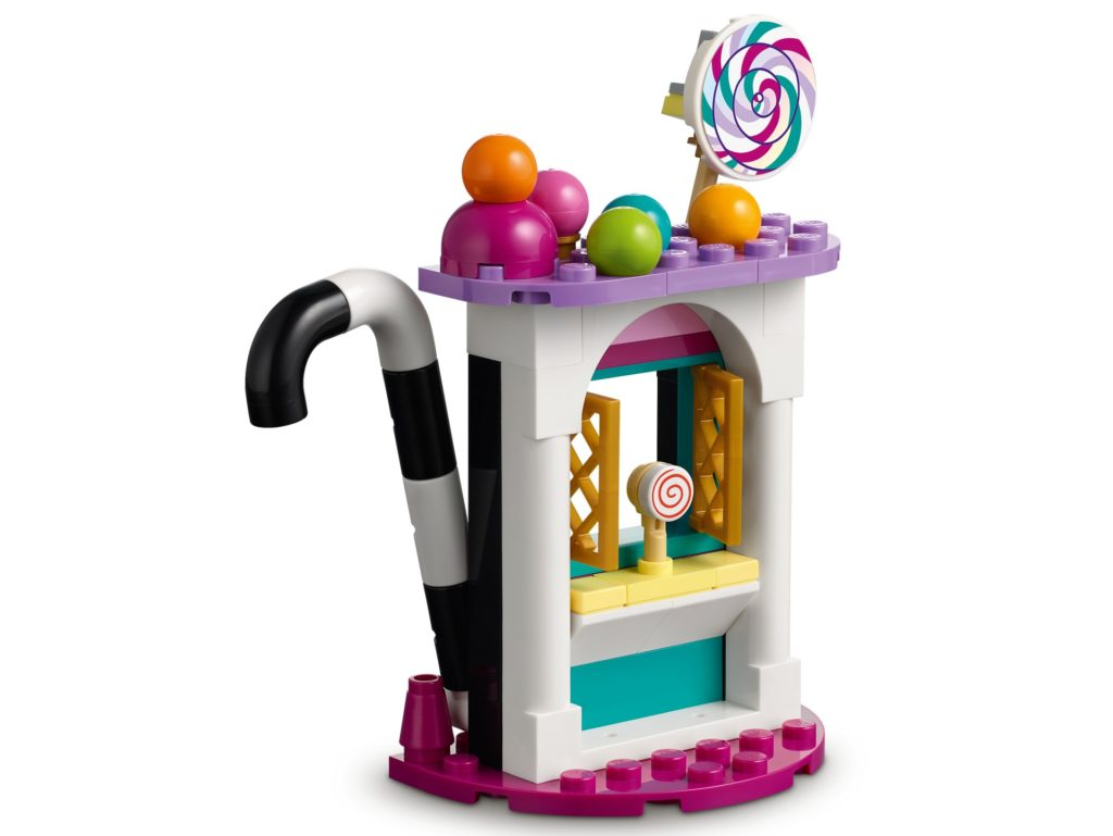 LEGO Friends 41689 Magisches Riesenrad mit Rutsche | ©LEGO Gruppe