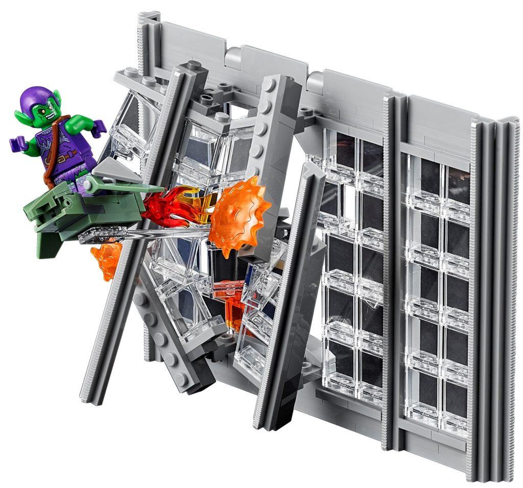 LEGO Marvel 76178 Daily Bugel | ©LEGO Gruppe