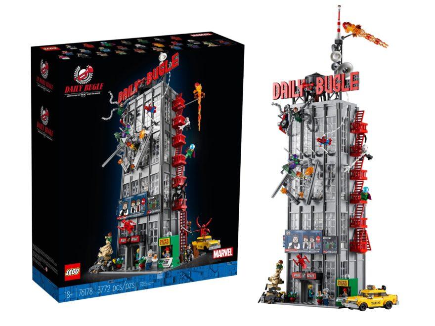 LEGO Marvel 76178 Daily Bugel ab 26. Mai 2021 im VIP-Vorverkauf