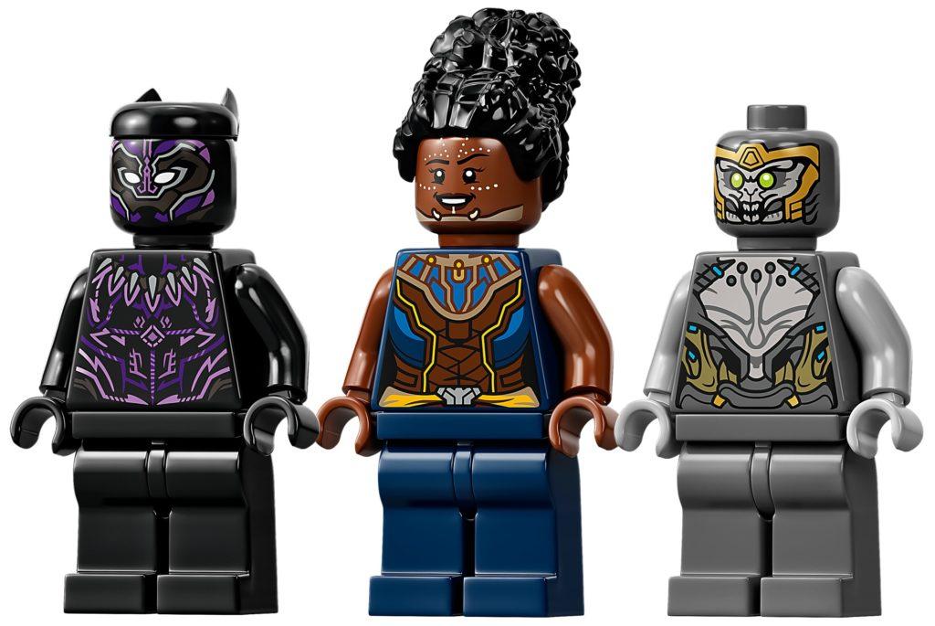 LEGO Marvel 76186 Black Panthers Libelle | ©LEGO Gruppe