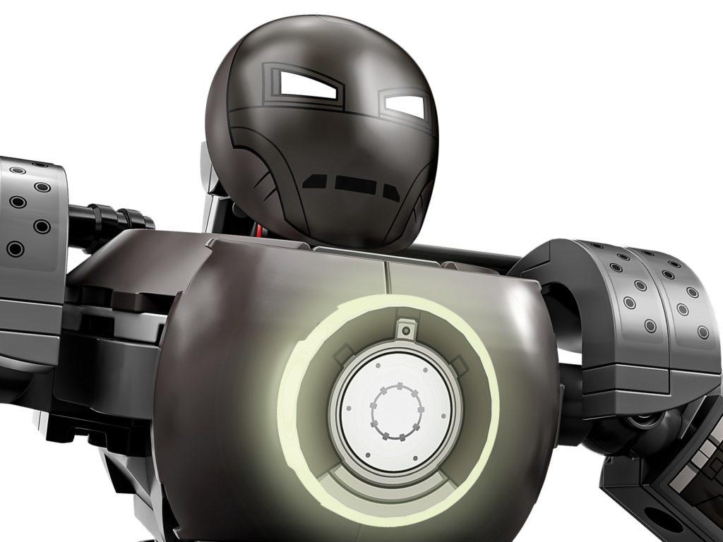 LEGO Marvel 76190 Iron Man und das Chaos durch Iron Monger | ©LEGO Gruppe