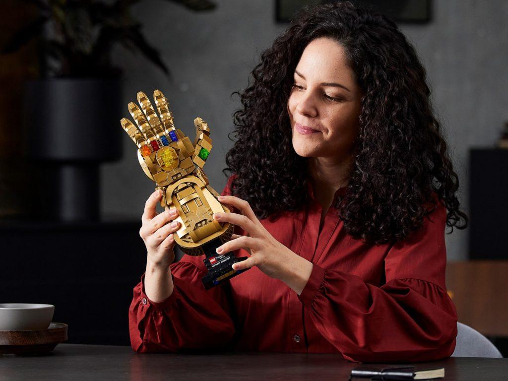 LEGO Marvel 76191 Infinity Handschuh   ©LEGO Gruppe