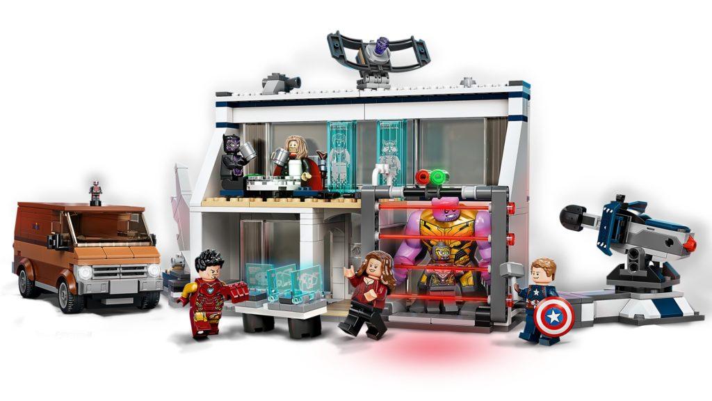LEGO Marvel 76192 Avengers: Endgame – Letztes Duell | ©LEGO Gruppe