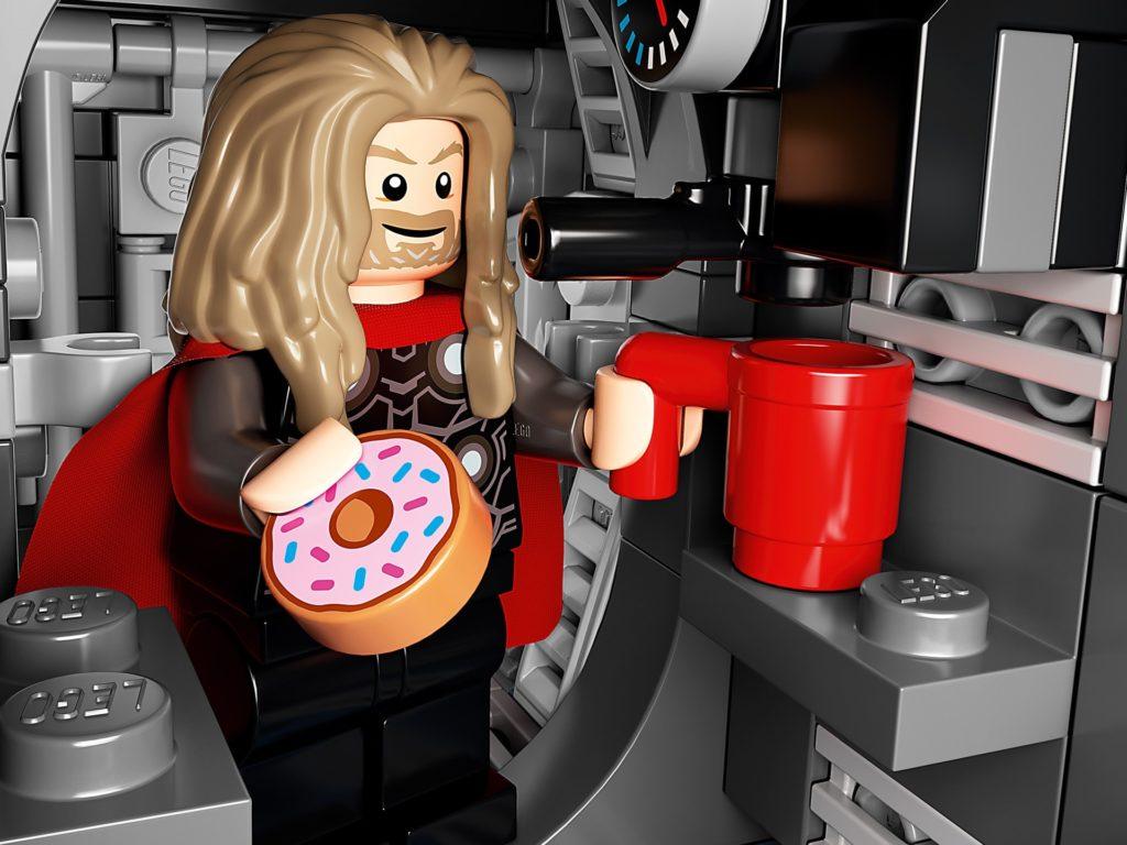 LEGO Marvel 76193 Das Schiff der Wächter (Benatar) | LEGO Gruppe