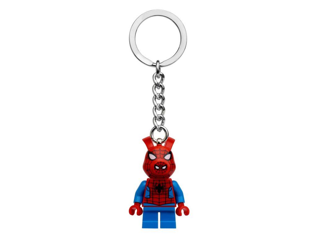LEGO Marvel 854077 Schlüsselanhänger mit Spider-Ham | ©LEGO Gruppe