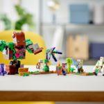 LEGO Minecraft 21176 Die Dschungel Ungeheuer | ©LEGO Gruppe