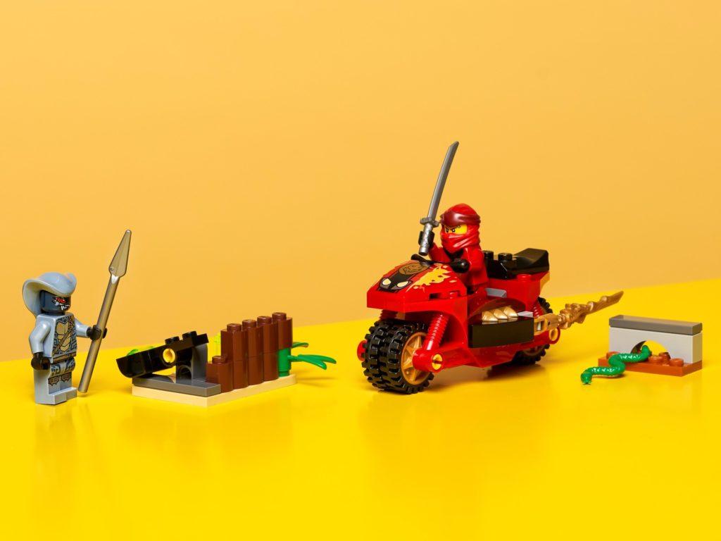 LEGO Ninjago 71734 Kais Feuer-Bike | ©LEGO Gruppe