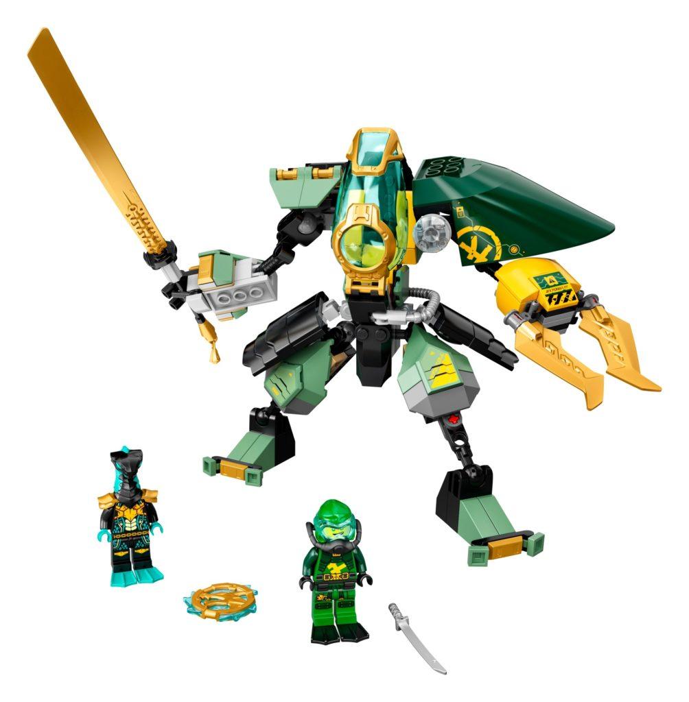 LEGO Ninjago 71750 Lloyds Hydro-Mech | ©LEGO Gruppe