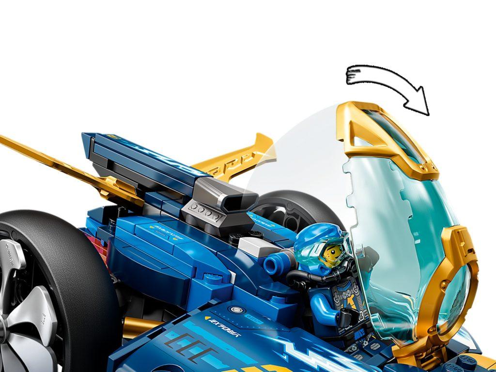 LEGO Ninjago 71752 Ninja-Unterwasserspeeder | ©LEGO Gruppe